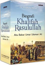 toko buku online buku sejarah islam diskon biografi khalifah rasulullah abu bakar umar bin khattab ustman bin affan ali bin abi thalib beli buku diskon online rumah buku iqro
