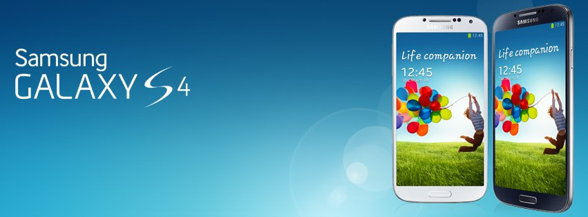 Samsung GALAXY S4 Cover Photo