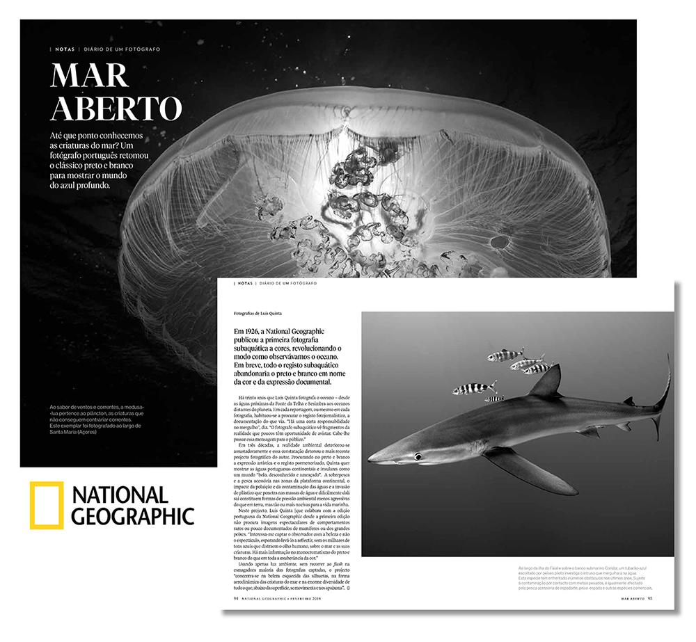 National Geographic Magazine :: Fev 2018