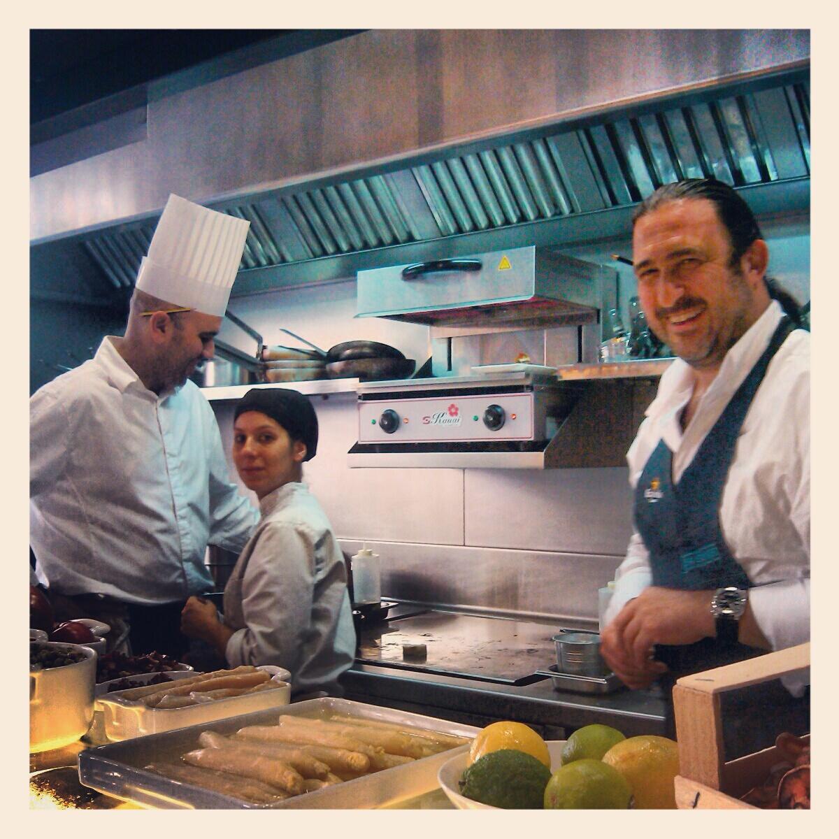 La cocina de los valientes el restaurante de la semana for La cocina de los valientes
