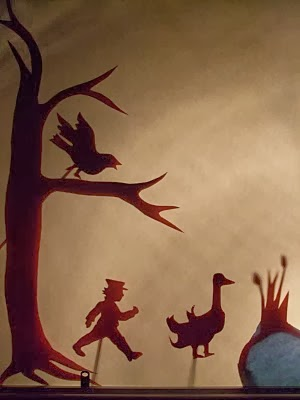 Make a Shadow Puppet Play