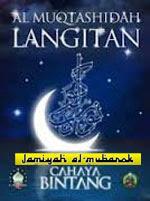Download Shalawat Album Cahaya Bintang - Al Muqtashidah Langitan