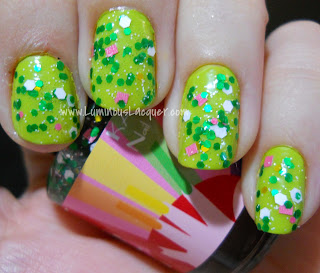 Kawaii Nail Lacquer - Sailor Jupiter