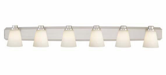 Bathroom Vanity Light Fixtures Brushed Nickels