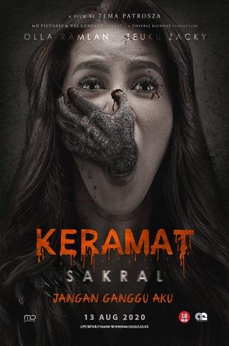 13 OGOS  2020 - SAKRAL: KERAMAT (Indonesia)