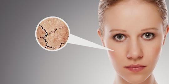 menjaga kesehatan kulit wajah