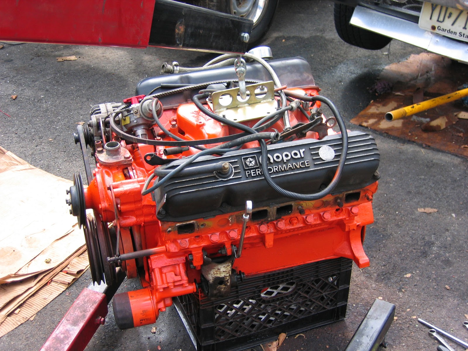 MS Auto Works Hi-Performance Engineering: Custom Engines