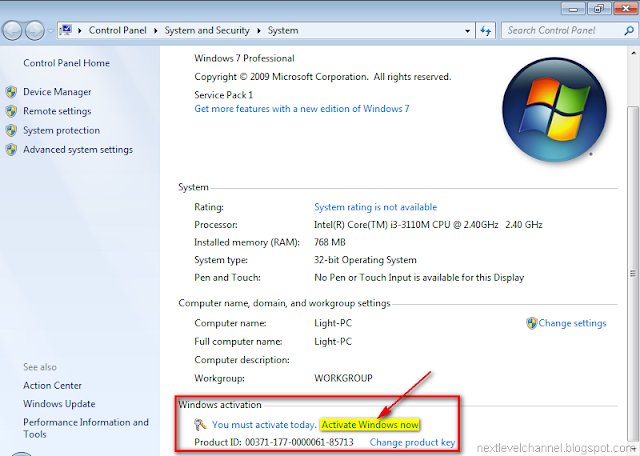 Windows activation or validation fails with error code ...