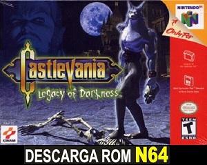 Castlevania - Legacy of Darkness  64 ROMs Nintendo64