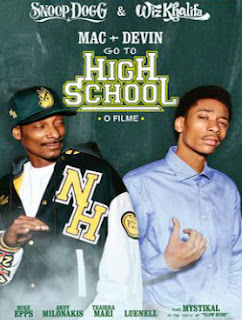 Mac e Devin Go to High School - BDRip Dual Áudio