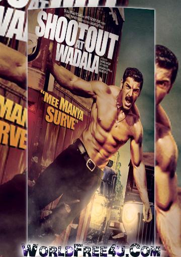 Free Download Shootout at Wadala (2013) Full Movie 300MB DVD HQ