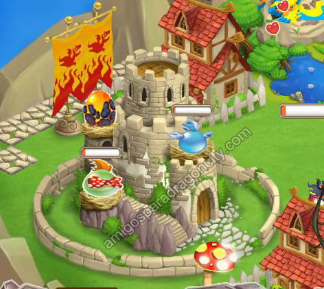 Cria Y Apareamiento De Dragones Especiales En Dragon City