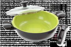 dedra pánev wok
