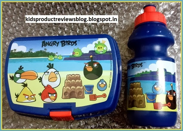 Angry Birds merchandise india