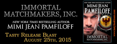 Immortal Matchmakers Release Day Blast