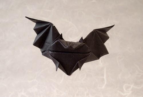 rhoads bat origami