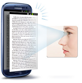 Samsung Galaxy S3 - Smart Stay