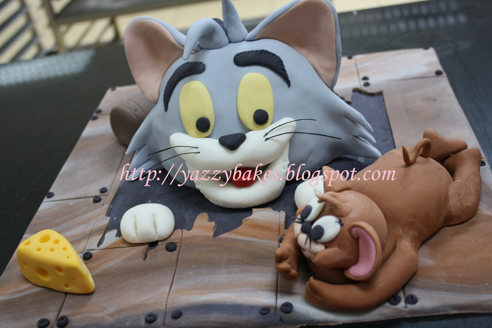 Yazzy Bakes Tom Amp Jerry