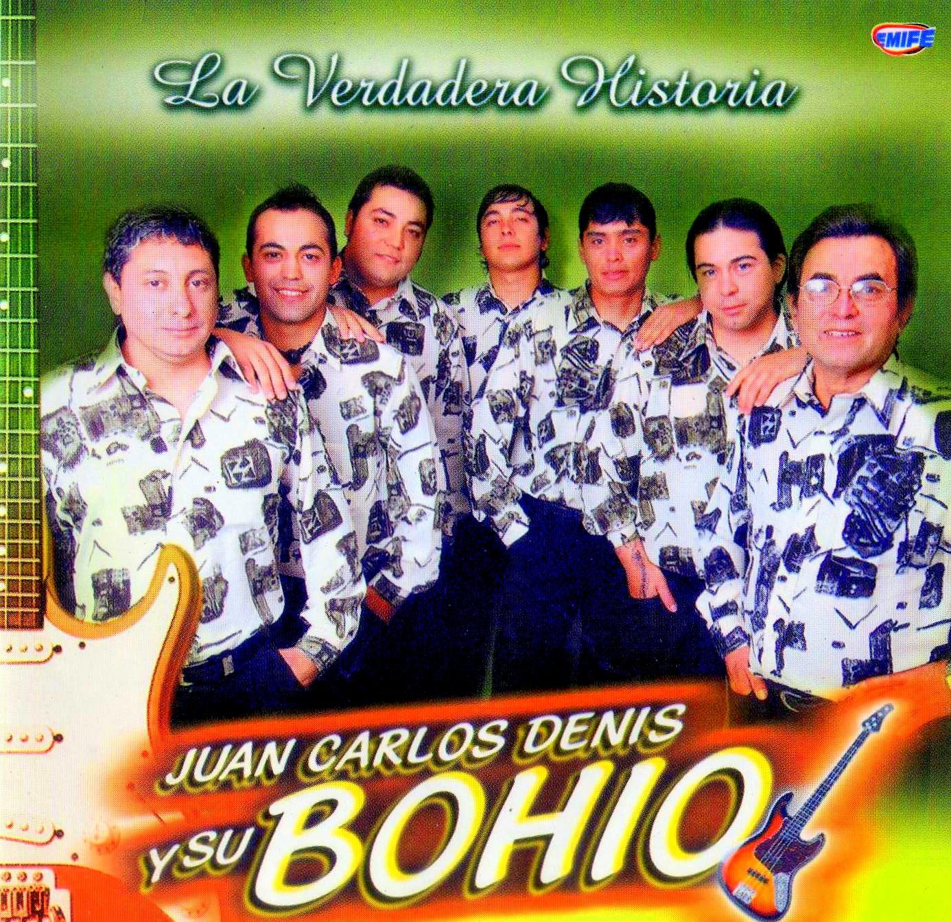 [Disco] Los del Bohio Discografia Completa