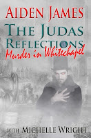 The Judas Reflection Aiden James Michele Wright cover
