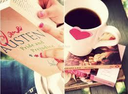 love jane austen livros café