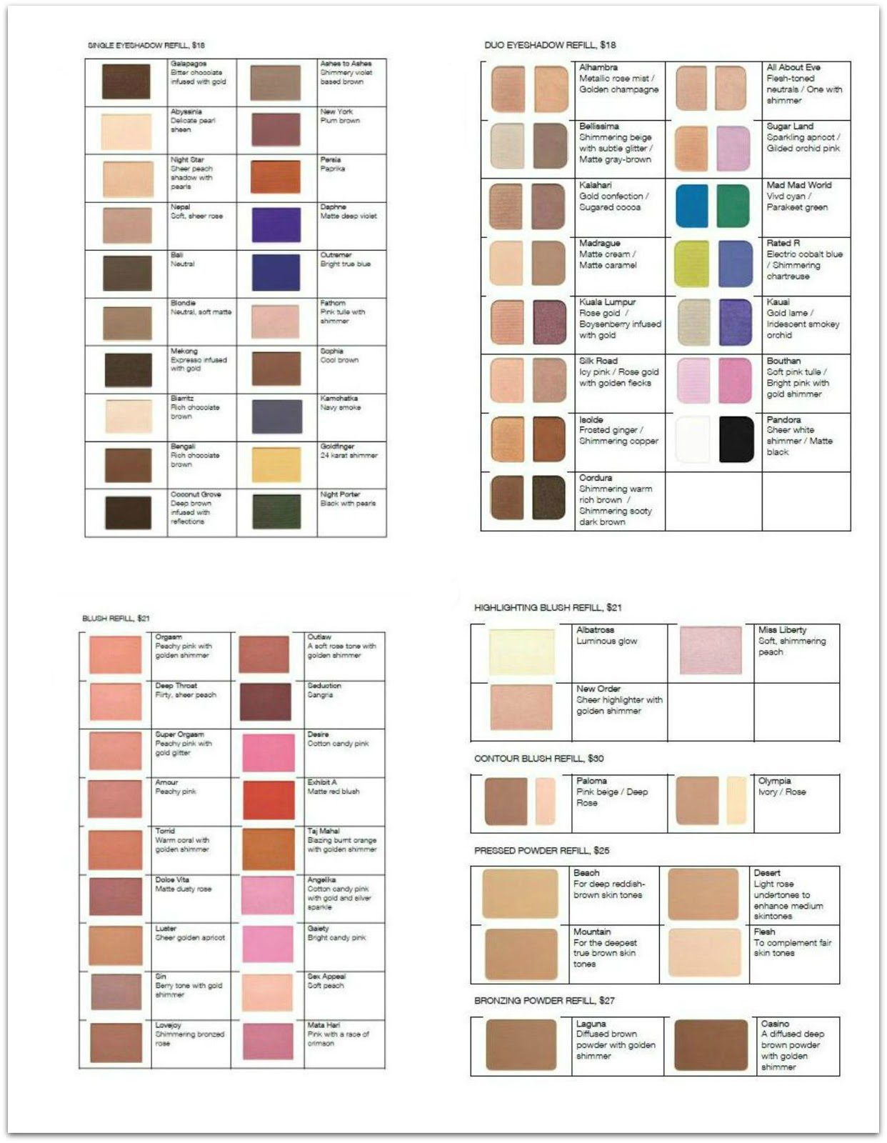 The makeup examiner nars cosmetics introduces narspro palettes single eyeshadow refill 18 nvjuhfo Choice Image