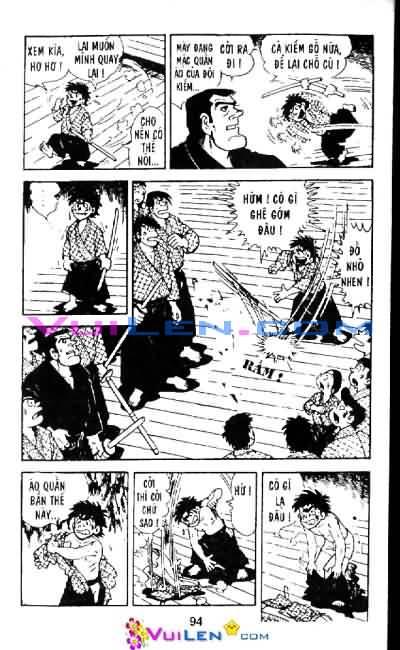 Siêu quậy Teppi chap 6 - Trang 95