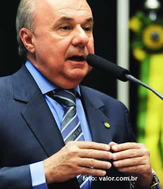 Fernando Jordão - relator dos royalties do petróleo