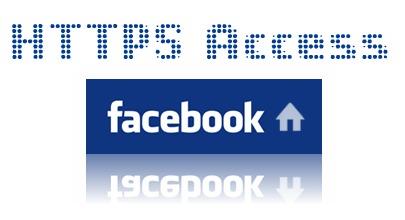 Facebook generalizes HTTPS