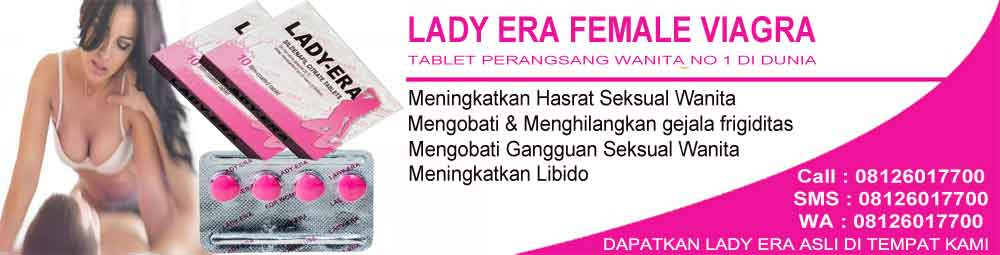 Lady Era 100mg  (Female Viagra) Indonesia