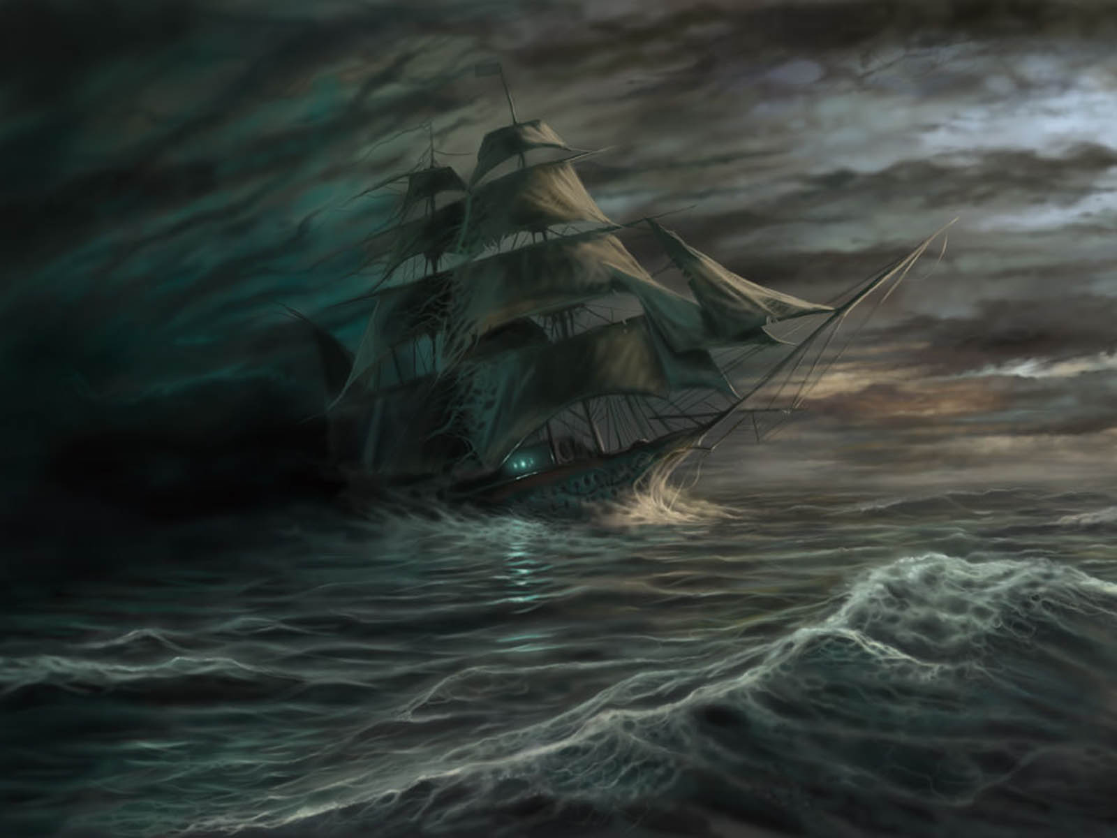 wallpapers ghost ship
