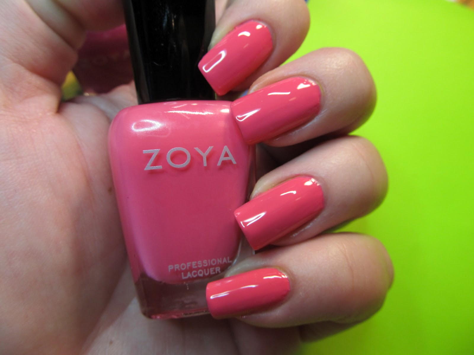 April 2012 - Set in Lacquer
