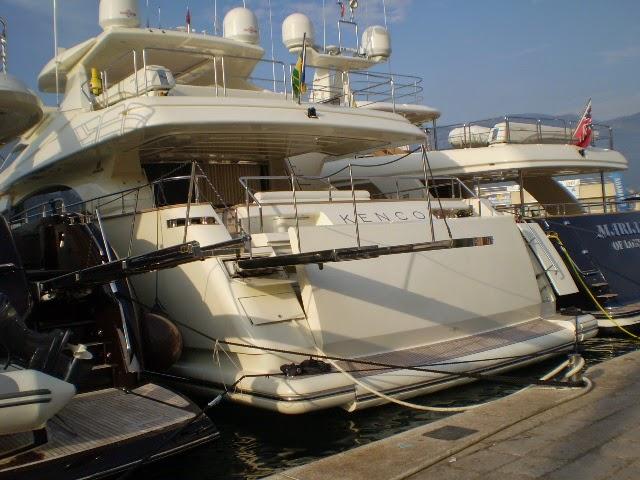 Kenco-Яхта