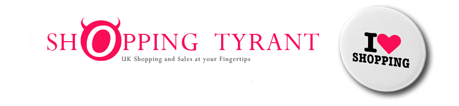 Shopping Tyrant - UK Sale and Discount Shopping Site | Clothing Sale | Supermarket Deals