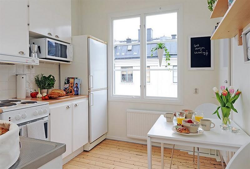 Litet Fint Kok : litet kok i sommarstuga  Enkelt fint litet kok Hor vill jag gorna