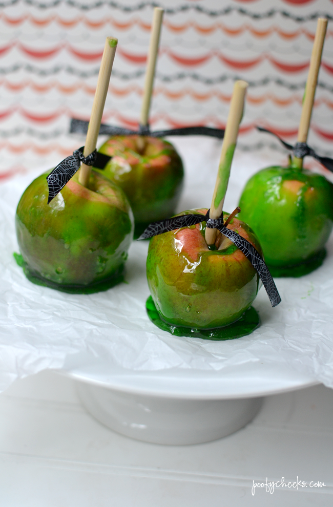 Candy Apple Recips with Tips and Tricks