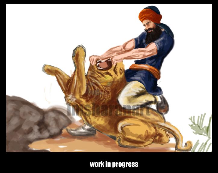 Hari Singh Nalwa Wallpaper Hari Singh Nalwa Digital