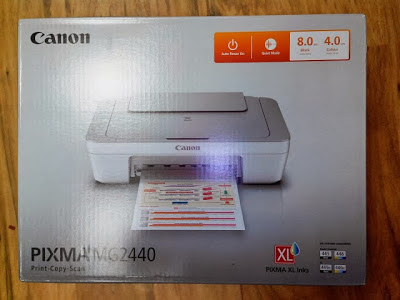 canon printer pixma mg2440