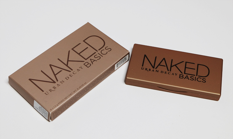 Urban Decay Naked Basics Palette in Hey Bash Giveaway
