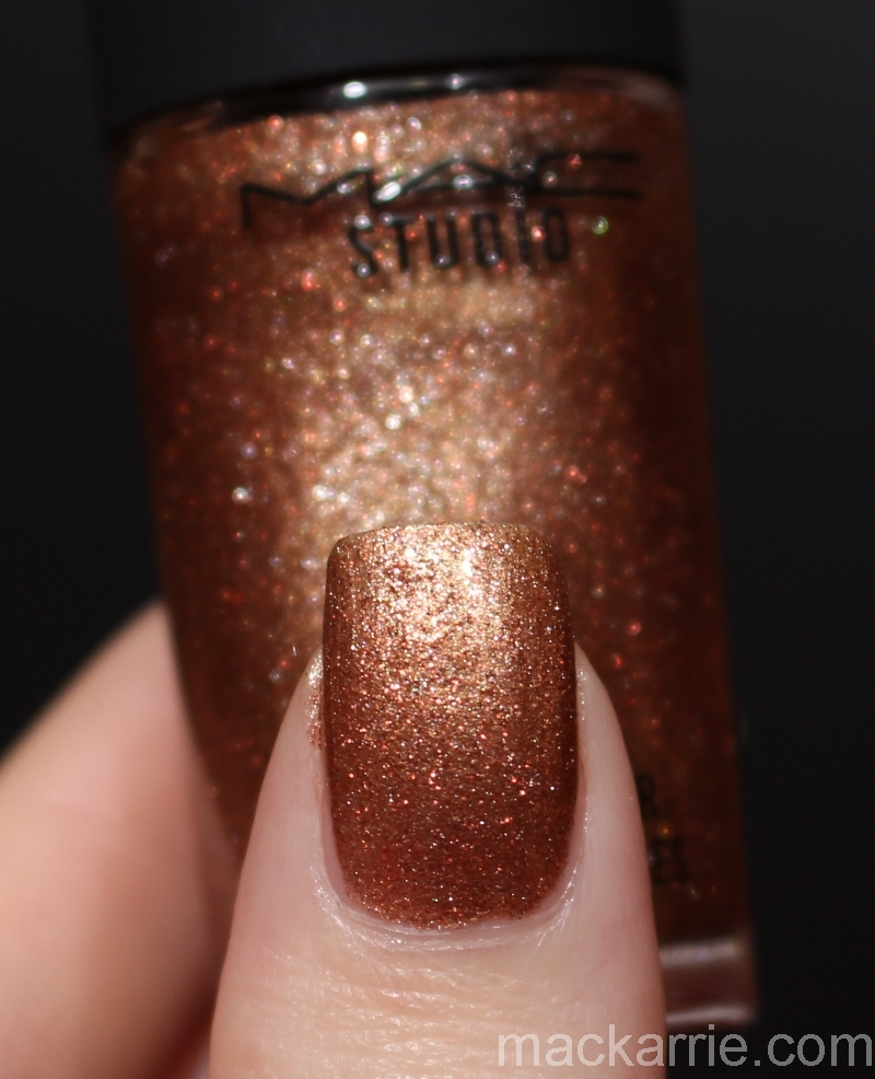 MAC Nail Lacquer Spelldazzling | MacKarrie Beauty - Style Blog ...
