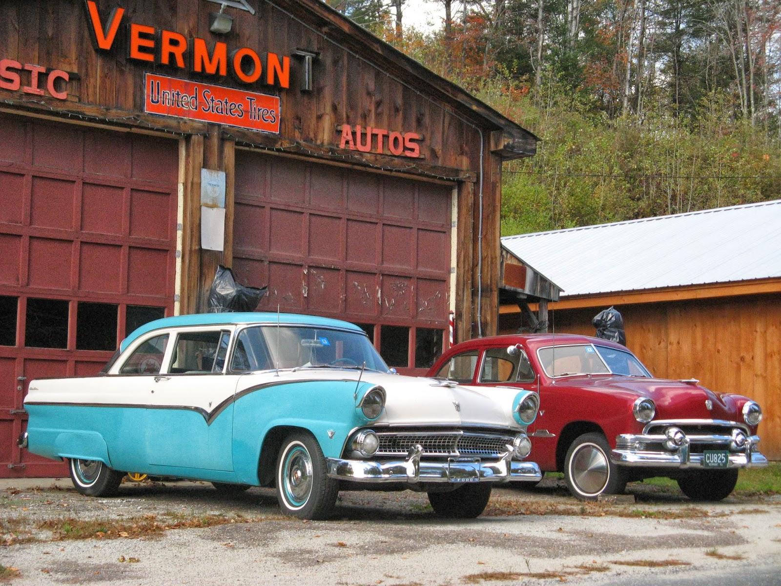 Animal Instinct: Vermont Vintage Autos