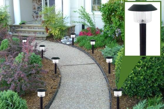Fancy garden solar light