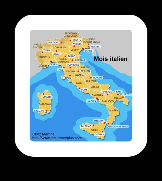 Le mois italien