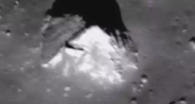 ΠΥΡΑΜΙΔΑ στην ΣΚΟΤΕΙΝΗ ΠΛΕΥΡΑ της ΣΕΛΗΝΗΣ (video)