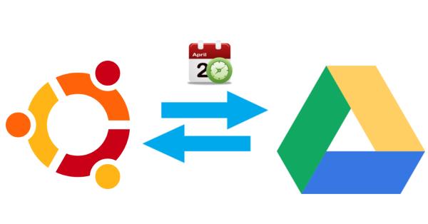 Regular backups using Grive2 on Ubuntu