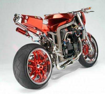 Modifikasi Motor Terbaik