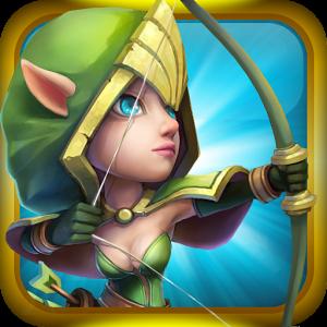 Castle Clash APK DATA + MOD Android