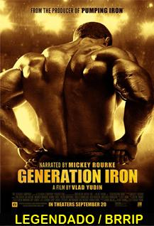 Assistir Generation Iron Legendado 2014