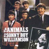sonny boy williamson & the animals (1975)