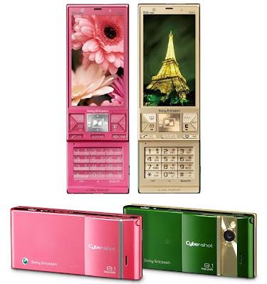 Sony Ericsson Mobile model s0031